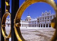 The Royal Palace. Aranjuez. (Madrid). Spain.