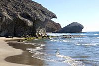 Cabo de Gata Natural Park.