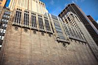 Civic Opera Building in Chicago, IL.
