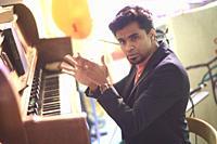 Indian pianist