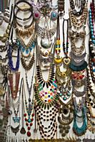 Jewelry for Sale, Sharia el Souk (Bazaar), Aswan, Cairo
