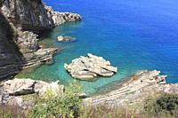 Ionian Coast, Albania.