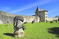 Ostrozac Castle, Una-Sana Canton, Bosnia and Herzegovina.