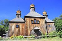 Pirogovo Open-Air Museum, Kiev, Ukraine.