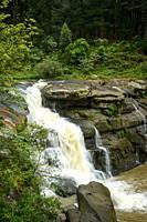 Woodhouse Falls near Karkloof Falls. Howick. KwaZulu Natal Midlands. South Africa.