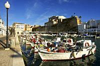 Ciutadella. Menorca. Baleares. España.