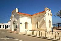 Bahia de Fornells. Menorca. Reserva de la Bioesfera. Illes Balears. España.