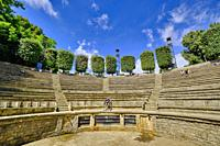 The Grec Theatre. Located on Montjuïc near the gardens is amphitheatre designed by architect Ramon Reventós in 1929. The design is based on the theatr...