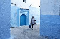 Chefchaouen. Rif Region. North Morocco. Maghreb, 2019.