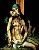 Luis de Morales - pietà.