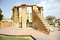 Jantar Mantar Observatory, Jaipur, Rajasthan, India,
