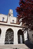 Sant Pere Church. City of Figueres, Girona, Catalonia, Spain, Europe.