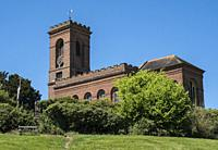 St. John the Baptist Church at Wolverley in Worcestershire.
