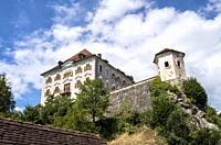 Zaprice Castle, Kamnik, Slovenia.