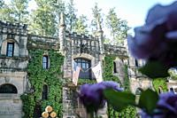 Chateau Montelena Winery. Winery founded in 1882 in a castle with landscaped gardens, offering daily tastings & weekday tours. Napa Valley, California...