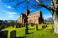 St Magnus Cathedral - Britain's most northerly Cathedral.