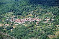Las Casas del Conde. Sierra de Francia, Salamanca province, Castilla y Leon, Spain.