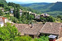 Las Casas del Conde, Sierra de Francia. Salamanca province, Castilla y Leon, Spain.