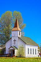 Williamson River Christian Fellowship Church in Klamath County, Oregon.