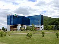 Seneca Allegany Resort & Casino, Salamanca, New York, USA.