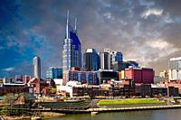 The Country music capitol of the World - the city of Nashville, Tennessee.