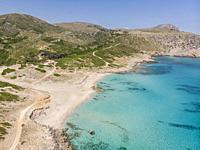 Arenalet de Aubarca, Arta, Mallorca, Balearic Islands, Spain.