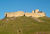 El Burgo de Osma, castle (10-11th centuries). Soria province, Castilla y Leon, Spain.