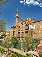 Kalenderhane Mosque, Istanbul, Turkey.