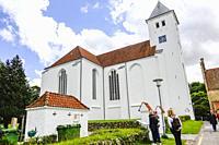 Mariager, Denmark Mariager Church and monastary.