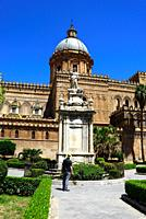 Roman Catholic Archdiocese of Palermo, Cathedral dedicated to the Assumption of the Virgin Mary, Cathedral of Santa Maria Assunta, Cattedrale di Paler...