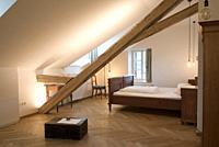 Niedermairhof b&b a Dietenheim / Teodone, faubourg de Brunico, Province de Bolzano, Region du Trentin-Haut-Adige, Tyrol du Sud, Italie, Europe du Sud/...