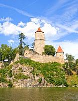 Zvikov Castle - South Bohemia, Czech republic.