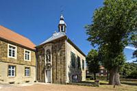 Dorsten, Lembeck, D-Dorsten, D-Dorsten-Lembeck, Lippe, Ruhr area, Hohe Mark Westmuensterland Nature Park, Muensterland, Westphalia, North Rhine-Westph...