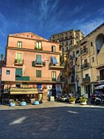 Via Marina Grande, Marina Grande Neighbourhood, Sorrento, Naples Province, Italy.