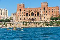 The Government Palace (1934) Arch. Armando Brasini, Taranto, Italy.