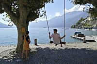 Switzerland, Canton Ticino, Ascona.