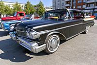 1957 Mercury Turnpike Cruiser.