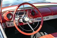 1957 Mercury Turnpike Cruiser detail.