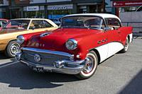 1956 Buick Century 4 door hardtop.
