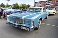 1976 Lincoln Continental Mk IV.
