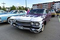 1959 Cadillac De Ville.