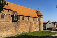 Nyborg Slot Nyborger Schloss, Nyborg, Dänemark, Europa | Nyborg CastleNyborg, Denmark, Europe.