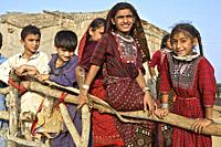 The Jats of Kutch are a nomadic Muslim cattle ranching community found in the Kutch region of Gujarat, India. They are one of a number of nomadic Mald...