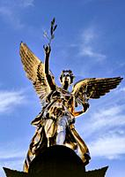 The Angel of Peace. Munich. Germany.