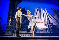 A scene from Scottish Ballet's spectacular world premier production of The Snow Queen.