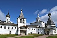 Ferapontov monastery, Russia.