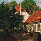Bogaerts Jan - Boerderij - Dutch School - 19th Century.