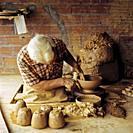 Buño is a small town near Malpica de Bergantiños and Ponteceso in Spain. . The town is known for its pottery. . Buño, in the Costa da Morte region of ...