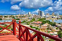 Castillo de San Felipe de Barajas, Cartagena de Indias, Bolivar, Colombia, South America