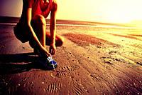 sand sports.